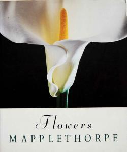 FLOWERS MAPPLETHORPE ロバート・メイプルソープ写真集