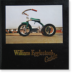 <img class='new_mark_img1' src='https://img.shop-pro.jp/img/new/icons57.gif' style='border:none;display:inline;margin:0px;padding:0px;width:auto;' />William Eggleston's Guide second edition ウィリアム・エグルストン 展覧会カタログ