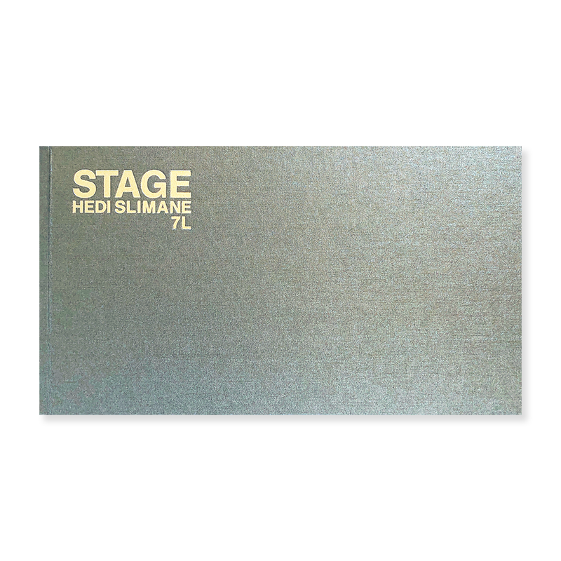 STAGE by HEDI SLIMANE