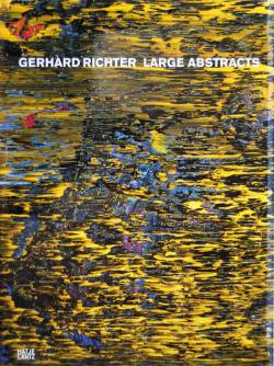 LARGE ABSTRACTS GERHARD RICHTER ゲルハルト・リヒター
