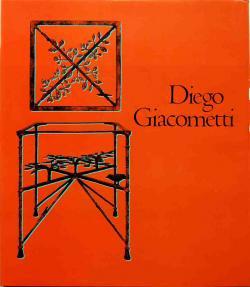 Diego Giacometti Daniel Marchesseau ディエゴ・ジャコメッティ作品集