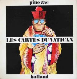 LES CARTES DU VATICAN Pino Zac ピノ・ザック作品集