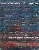 GEBRAUCHSGRAPHIK International Advertising Art 1968年3月号