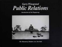 Public Relations GARRY WINOGRAND ゲイリー・ウィノグランド写真集