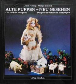 ALTE PUPPEN-NEU GESEHEN 世界の古人形写真集