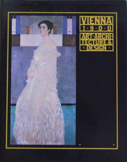 VIENNA1900 ART ARCHITECTURE & DESIGN 展覧会カタログ