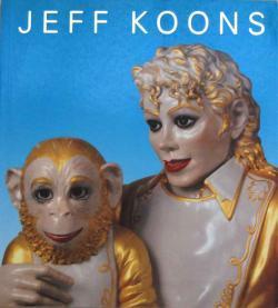 JEFF KOONS ジェフ・クーンズ 展覧会カタログ