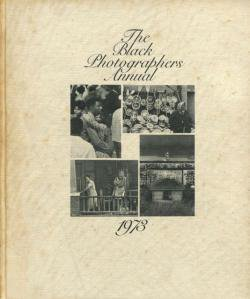 The Black Photographers Annual 1973 黒人写真家年鑑 1973年