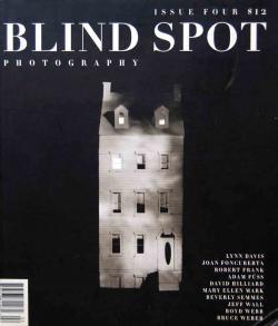 BLIND SPOT ISSUE 4 ロバート・フランク,ブルース・ウェーバー,ジェフ・ウォール他