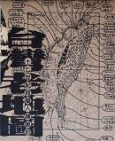 十七世紀荷蘭人絵製的台湾老地図 上下巻揃 漢聲雑誌