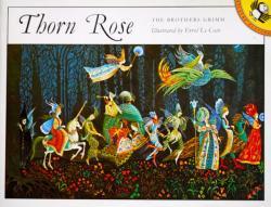 Thorn Rose いばら姫 グリム兄弟/エロール・ル・カイン