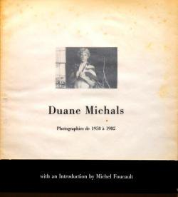 Duane Michals Photographies de 1958 a 1982 デュアン・マイケルズ写真集