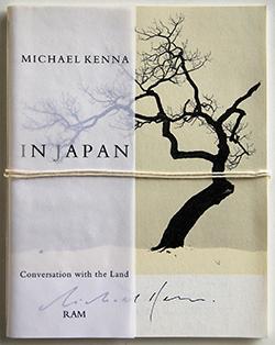 IN JAPAN Michael Kenna マイケル・ケンナ 写真集 署名本 signed
