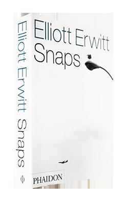 SNAPS Reprinted Paperback edition Elliott Erwitt エリオット・アーウィット 写真集