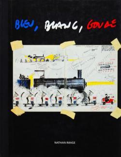 BLEU,BLANC,GOUDE la Marseillaise Jean-Paul Goude  ジャン・ポール・グード