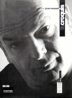 EL CROQUIS エルクロッキー 65/66 JEAN NOUVEL 1987-1998 ジャン・ヌーヴェル