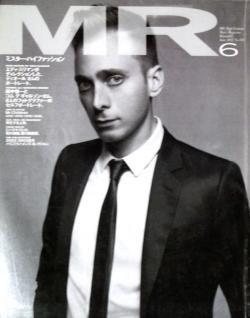ミスター・ハイファッション 2002年6月号 MR.High Fashion vol.108 エディ・スリマン