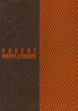 ROBERT MAPPLETHORPE ロバート・メイプルソープ 写真展カタログ