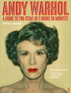 ANDY WARHOL A Guide to 706 Items in 2 Hours 56 Minutes アンディ・ウォーホル