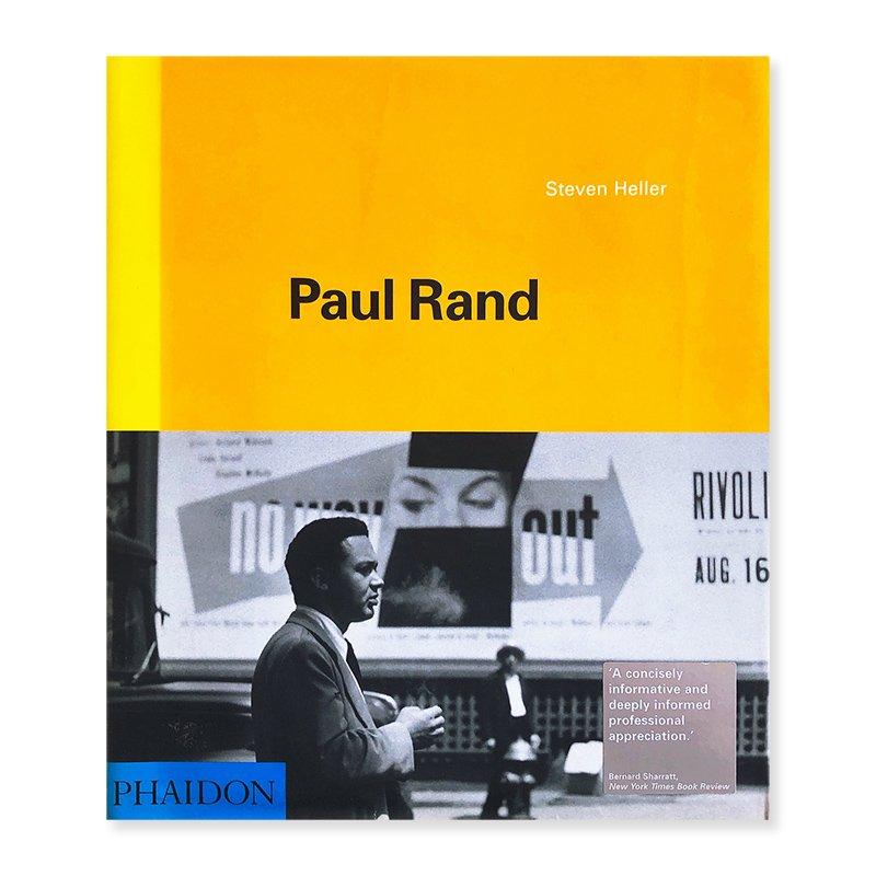 Paul Rand ポール・ランド Steven Heller