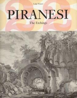 PIRANESI The Etchings ジョヴァンニ・バッティスタ・ピラネージ エッチング集