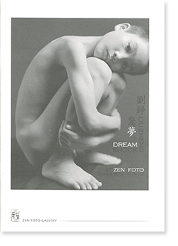 驚夢 劉錚 写真集 DREAM SHOCK Liu Zheng