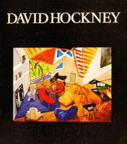 DAVID HOCKNEY デイヴィッド・ホックニー展カタログ