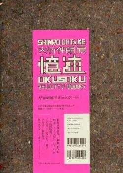 大竹伸朗展 憶速 SHINRO OHTAKE OKUSOKU Velocity of Memory 特別版