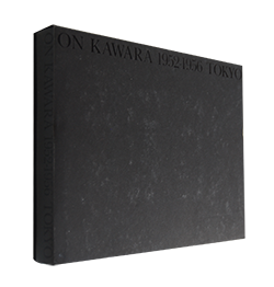 ON KAWARA 1952-1956 TOKYO 河原温 作品集