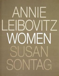 WOMEN ANNIE LEIBOVITZ アニー・リーボヴィッツ SUSAN SONTAG スーザン・ソンタグ