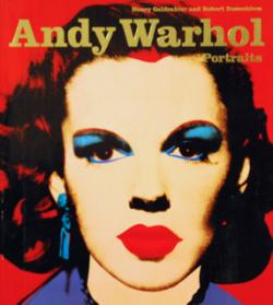 Andy Warhol Portraits アンディ・ウォーホル Henry Geldzahler Robert Rosenblum