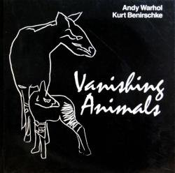 VANISHING ANIMALS Andy Warhol アンディ・ウォーホル