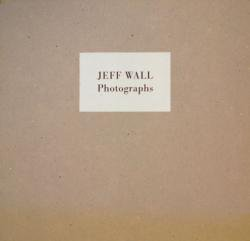 JEFF WALL Photographs The Hasselblad Award 2002 ジェフ・ウォール 署名本 signed