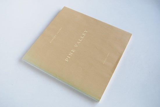 PINE VALLEY Robert Adams ロバート・アダムス 写真集 署名本 signed - 古本買取 2 ...