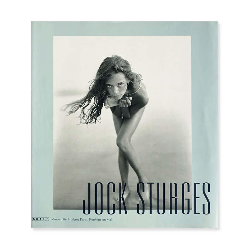 JOCK STURGES ジョック・スタージェス 写真集 Scalo Hardcover edition
