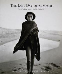 the last day of summer first softcover edition jock sturges ジョック