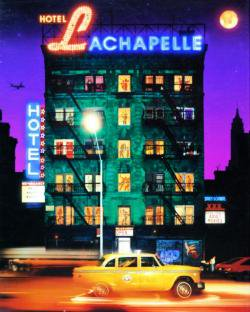 HOTEL LACHAPELLE David Lachapelle デビッド・ラシャペル 写真集