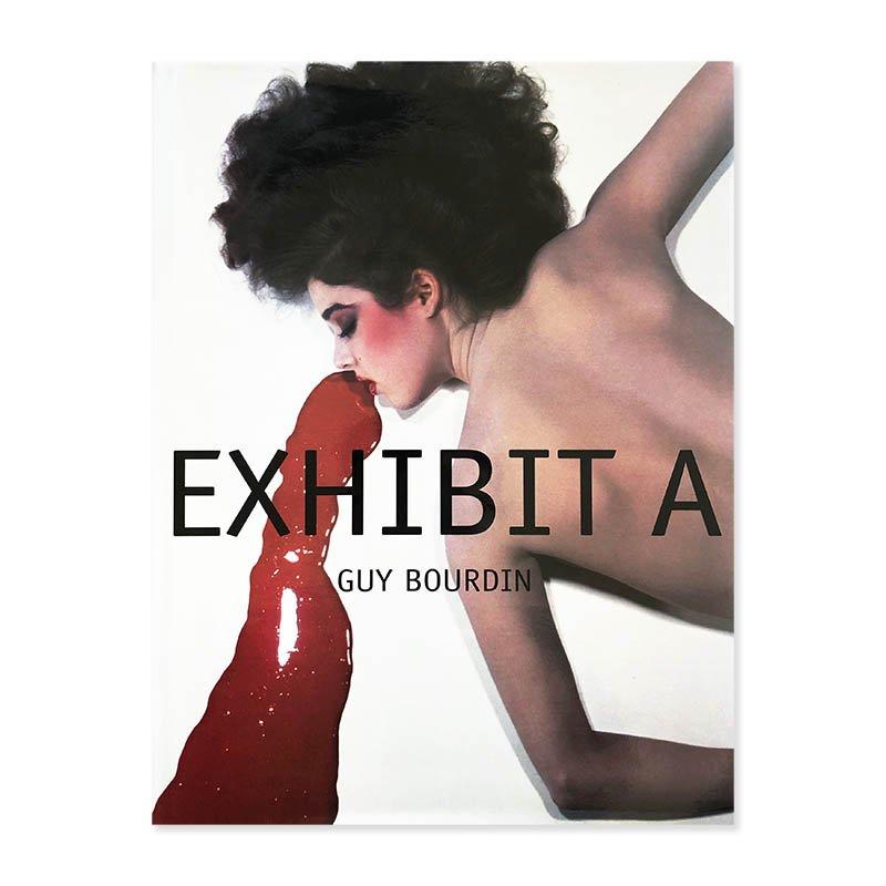 EXHIBIT A Guy Bourdin ギイ・ブルダン 写真集