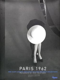 PARIS 1962 Jerry Schatzberg ジェリー・シャッツバーグ 写真集