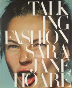 TALKING FASHION Sarajane Hoare サラジェーン・ホア