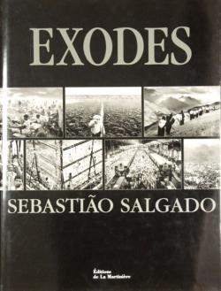 EXODES Sebastiao Salgado セバスチャン・サルガド 写真集