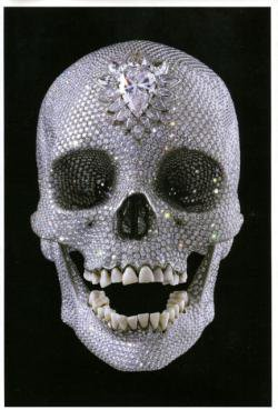 For the Love of God The Making of The Diamond Skull Damien Hirst ダミアン・ハースト 署名本 signed