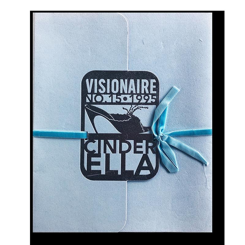 VISIONAIRE No.15 CINDERELLA ヴィジョネア 1995年 第15号 シンデレラ