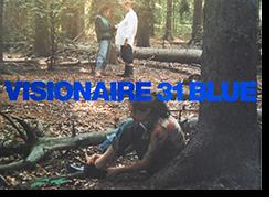 VISIONAIRE No.31 ヴィジョネア 第31号 BLUE with Levi's Jacket リーバイスデニムジャケット付