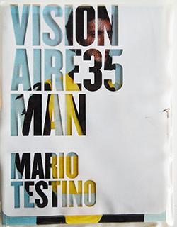 VISIONAIRE No.35 ヴィジョネア 第35号 MAN Mario Testino マリオ・テスティーノ