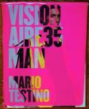 VISIONAIRE No.35 ヴィジョネア 第35号 MAN Mario Testino マリオ・テスティーノ 新品未開封 unopened