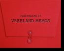 VISIONAIRE No.37 ヴィジョネア 第37号 VREELAND MEMOS ダイアナ・ブリーランド