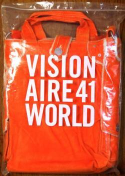VISIONAIRE No.41 ヴィジョネア 41号 WORLD GAP