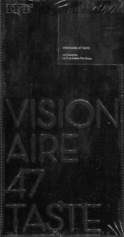 VISIONAIRE No.47 ヴィジョネア 47号 TASTE collaboration with IFF 新品未開封 unopened