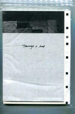 Things I Lost 林建文 写真集 Chien-Wen Lin 未開封 unopened